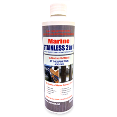 Marine Stainless 2 in 1