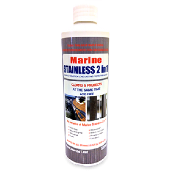 Marine Stainless 2 in 1 Accessories & Locks