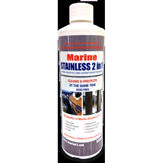 Marine Stainless 2 in 1 Accessories & Locks