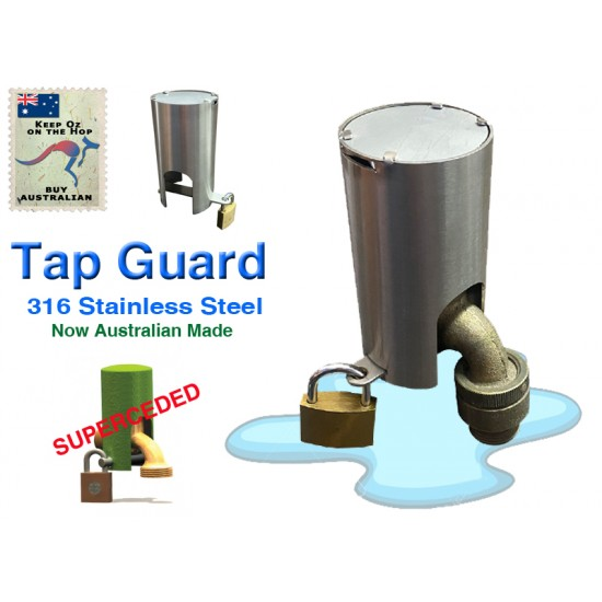 Tap Guard Accessories & Locks