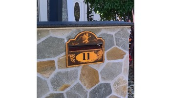 What does a mailbox have in common with jewellery?