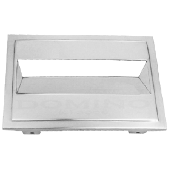 MB 9218 Brass Letterbox Front Plate