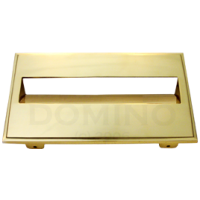 MB 9225 Brass Front Plate