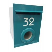 Master/PH A4 Mailbox