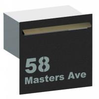 Master A4 Mailbox