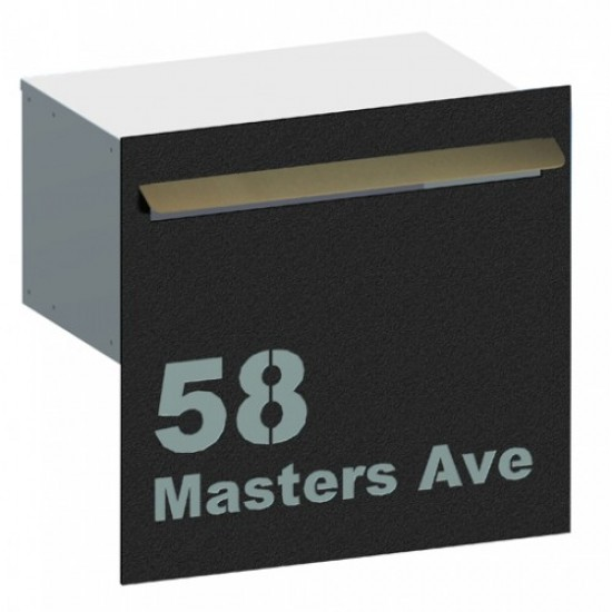 Master A4 Mailbox Other Fence Boxes