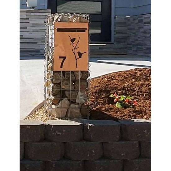 Gabby Mailbox Contemporary