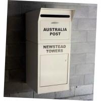 Parcel Bin Mailbox
