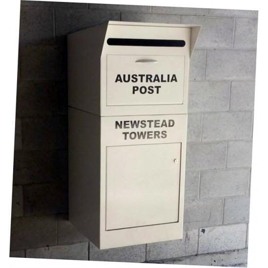 Parcel Bin Mailbox Parcel Bins & Piers