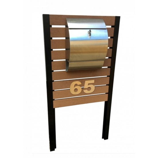 Westwood Elite Letterbox Contemporary