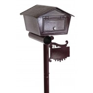 Alpine Chalet Letterbox