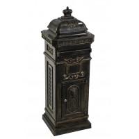 Cast Pillar Letterbox
