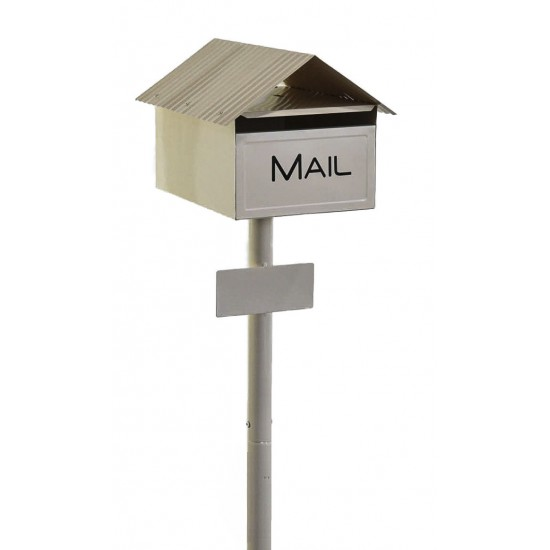 PM Crimped Cottage Letterbox