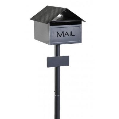 PM Crimped Cottage Letterbox