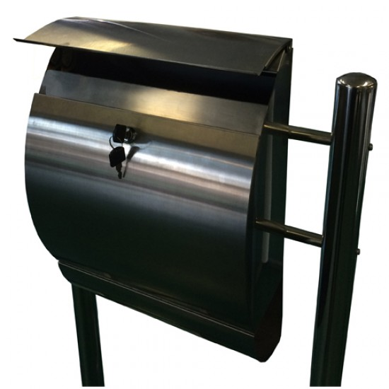 Elite Stainless Letterbox Contemporary