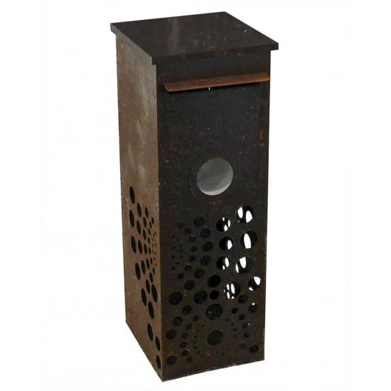 Rustique Letterbox A4  Letterbox Contemporary