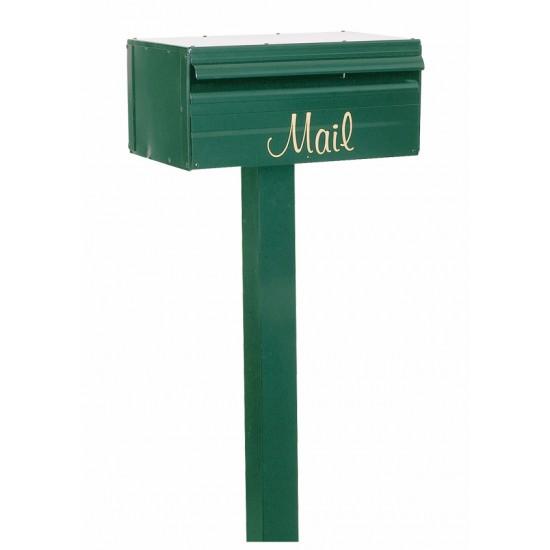 Squareline Letterbox Contemporary