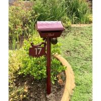Gumleaf Letter Box