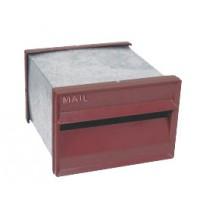 Front & Back Mailbox Set 9