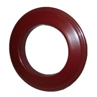 Paper Ring Letterbox - Alum/Stainless