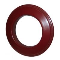 Paper Ring Letterbox - Aluminium