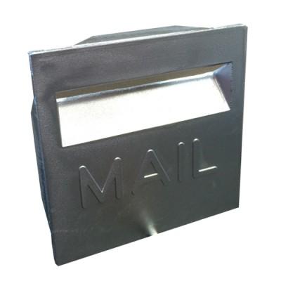MM 200 Square Brickin Letterbox