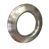 Paper Ring Letterbox - Stainless