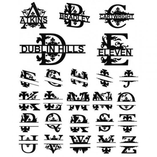 Monogram Nameplates
