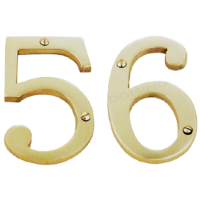 NN 406 - 150mm House Numbers