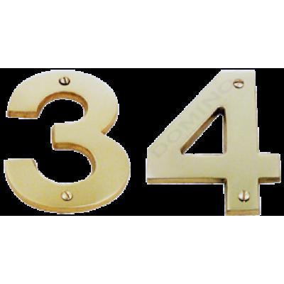 LA 434 - 100mm Numbers