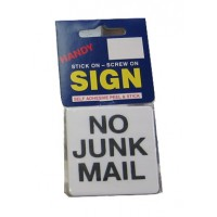 No Junk Mail Sml