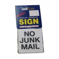 No Junk Mail Sml
