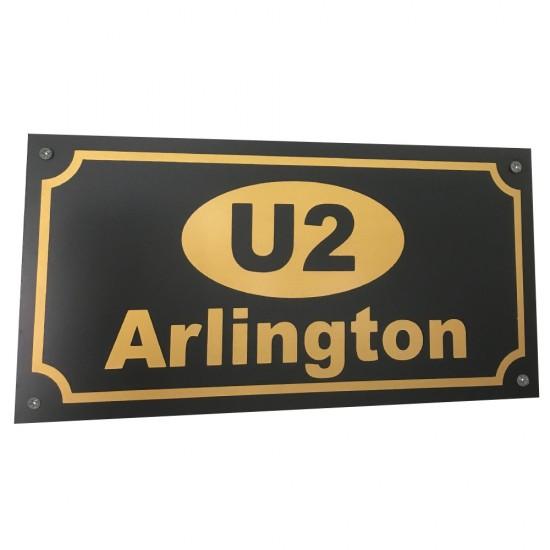 House Plaque Nameplates