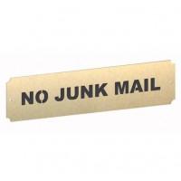 No Junk Mail SS