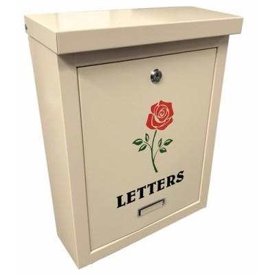 Rose Letterbox
