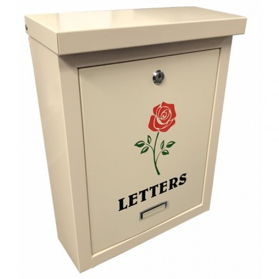 Rose Letterbox