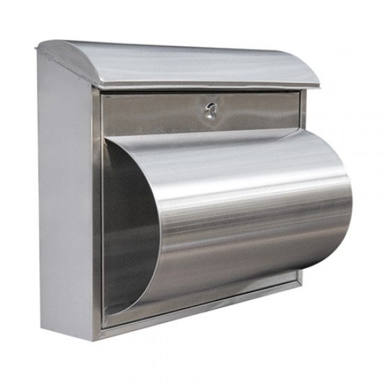 Florida Wall Mount Letterbox On Wall / Fence  Mailboxes