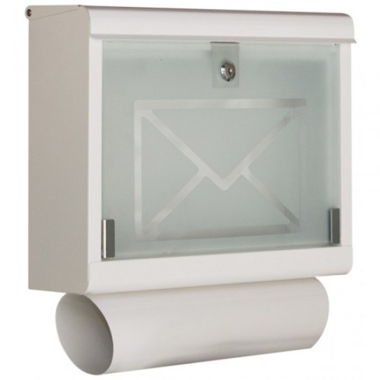 Jagger Letterbox On Wall / Fence  Mailboxes