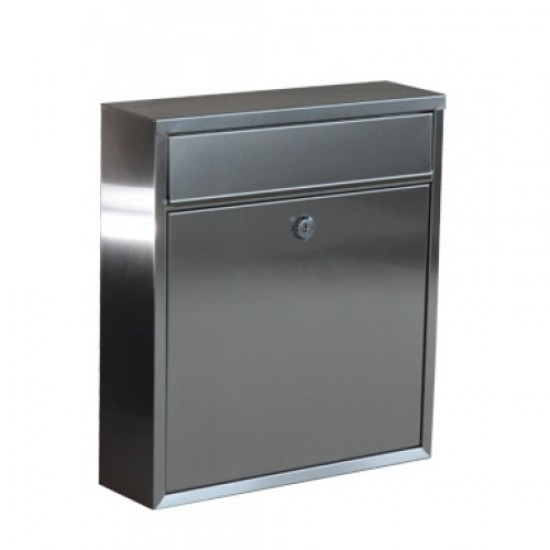 Prestige Letterbox On Wall / Fence  Mailboxes