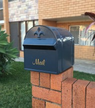 Mailbox Only