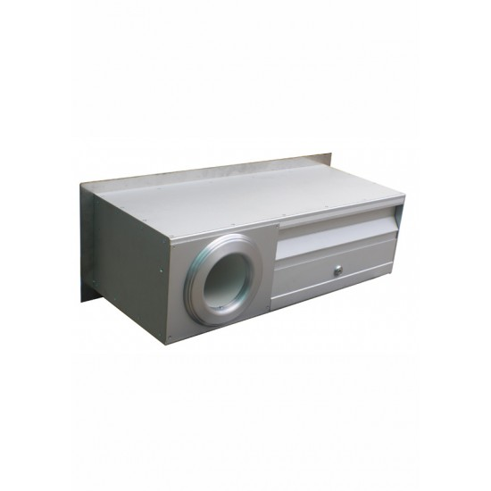 Tanderra Stainless Letterbox Stainless Steel