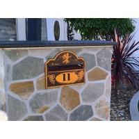 Hampton Copper Mailbox