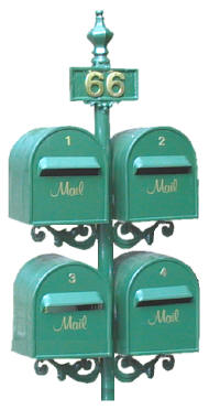 mailbox cluster